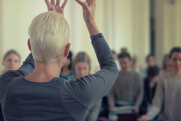 Spirit Yoga Aufbau-Ausbildung The Art of Teaching
