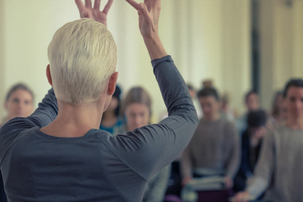 Spirit Yoga Aufbau-Ausbildung The Art of Teaching