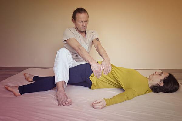 Spirit Yoga Aufbau-Ausbildung Wahlmodul Thai-Yoga Massage