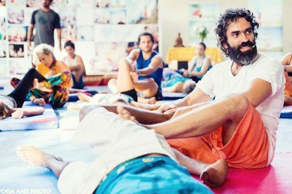 Spirit Yoga Aufbau-Ausbildung Wahlmodul Thai-Yoga-Massage Krishnataki